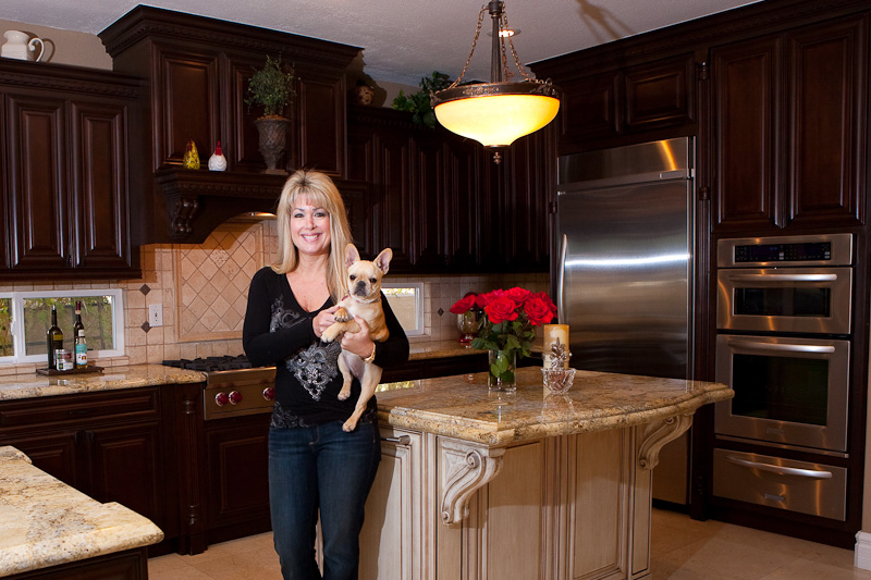 Custom kitchen cabinets by cabinet wholesalers beautiful for Beautiful custom kitchen cabinets