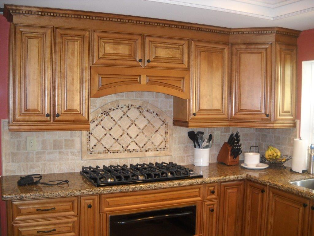 Custom cabinets and countertops in Orange County