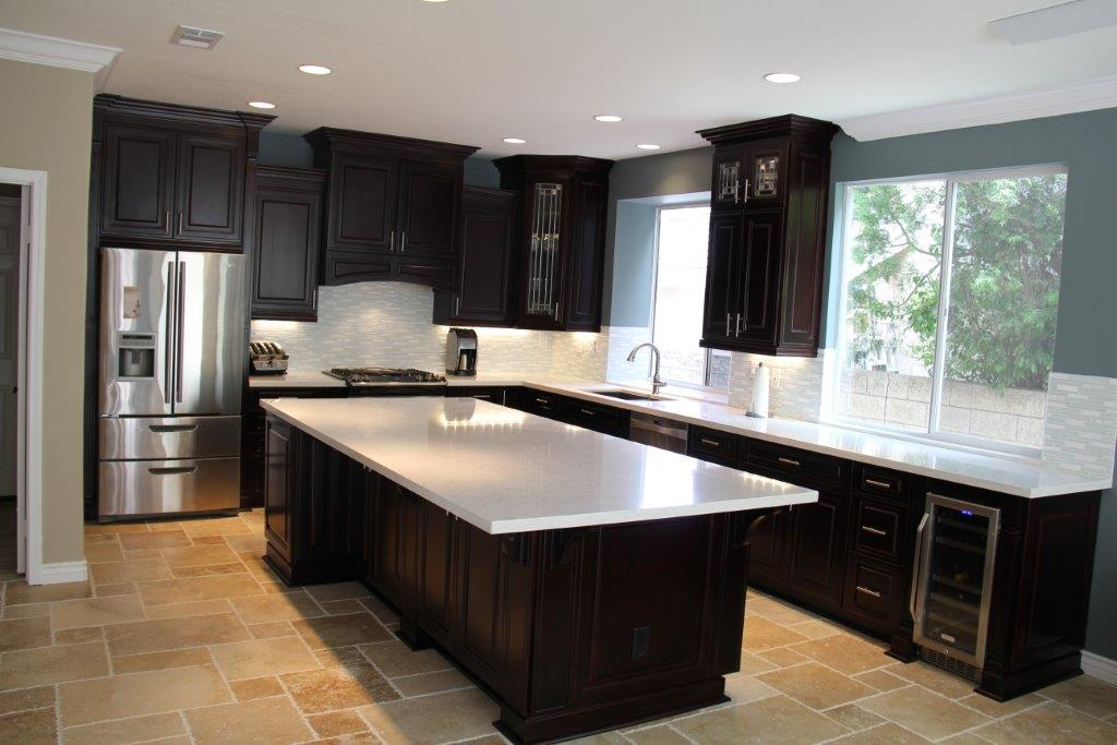 Custom Kitchen Cabinets In Orange County ⋆ Cabinet