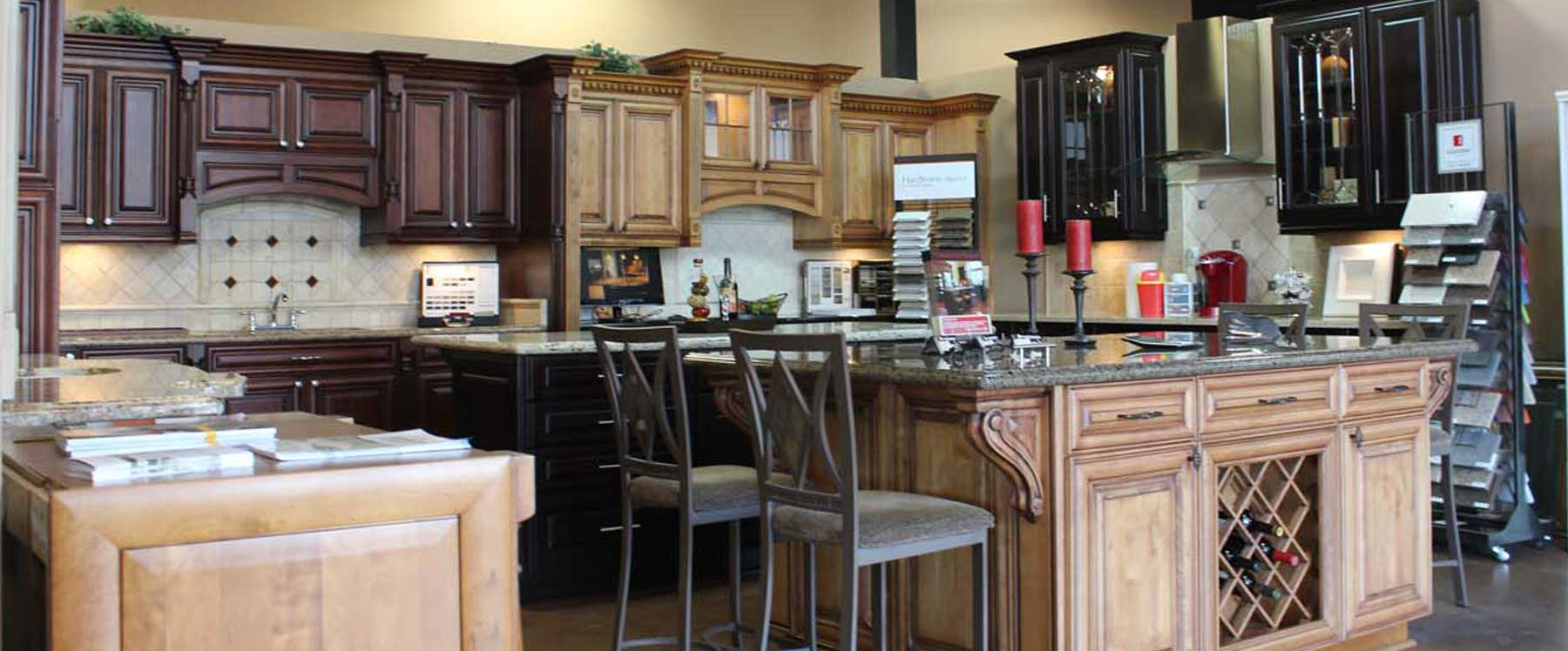 Quality cabinets for your kitchen. Get a price on kitchen cabinets