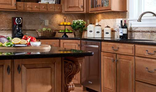 Anaheim kitchen remodeling for Semi custom kitchen cabinets