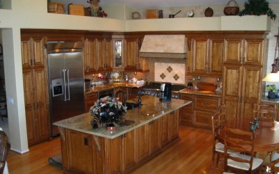 Today's Trends in Custom Kitchen Cabinets