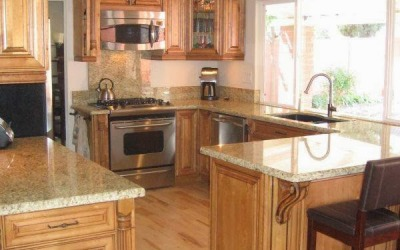 Three Reasons to Choose Custom Kitchen Cabinets