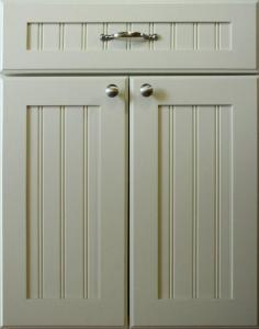 Kitchen cabinet doors for Dove white cabinets with cocoa glaze