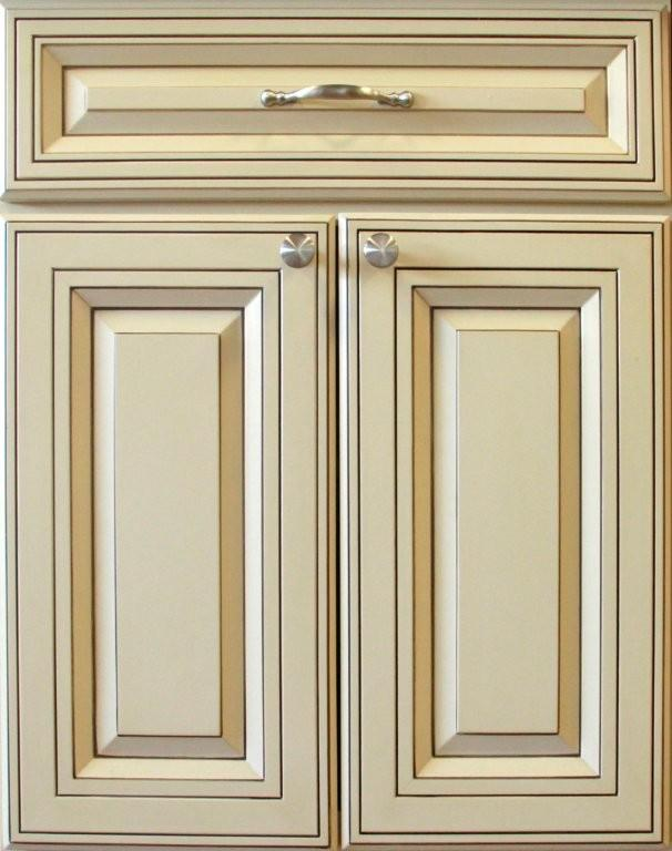 CW Antique White Kitchen Cabinet Door Style