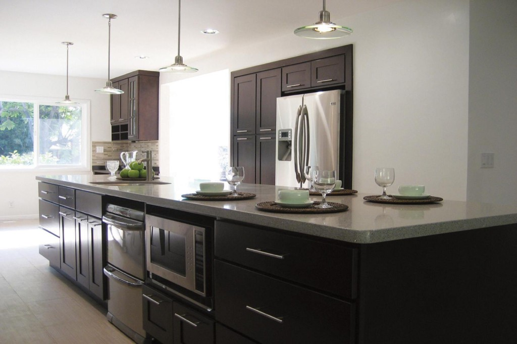 In stock kitchen cabinets in Orange County