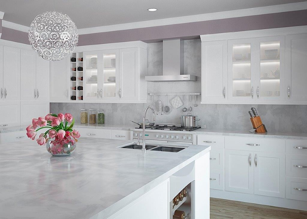 Are White Kitchen Cabinets Much Harder To Keep Clean Rh 1800cabinetwholers Com Best Way Grease From