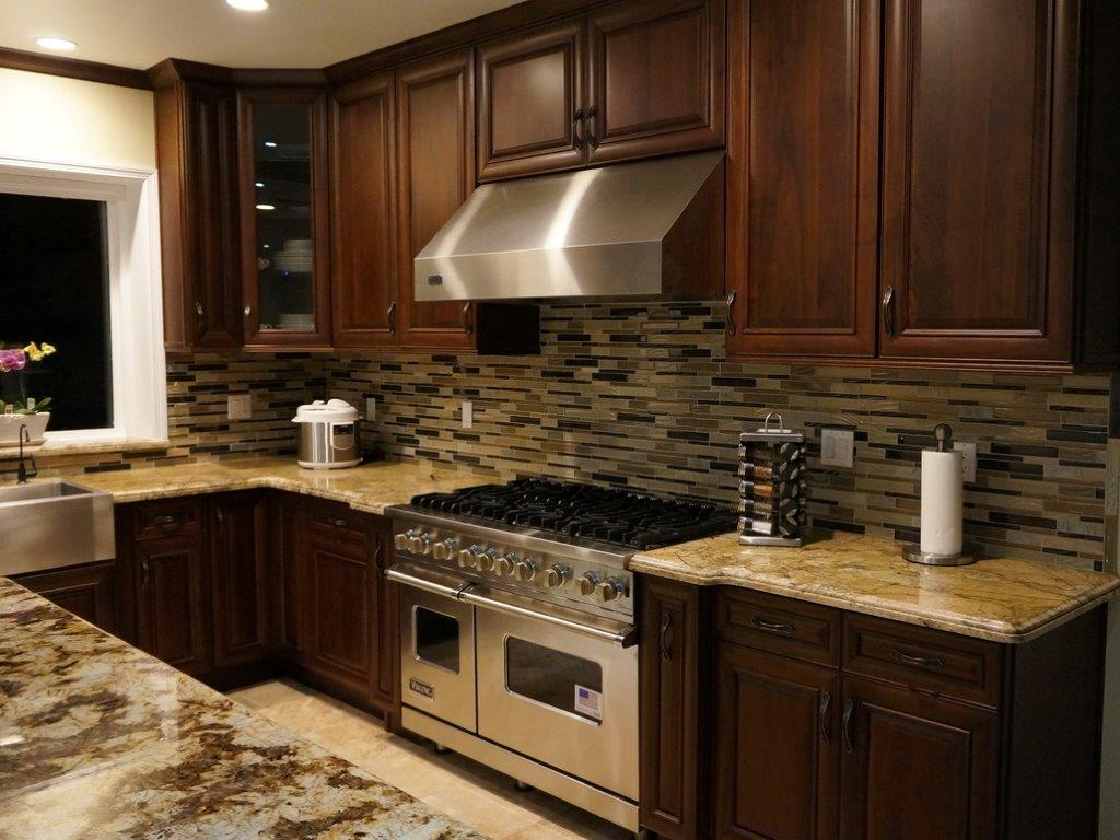 talk to a pro about stock kitchen cabinets & remodeling. get a
