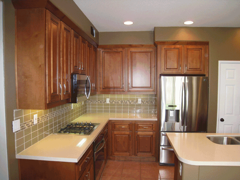 kitchen cabinet refacing - guaranteed lowest price!