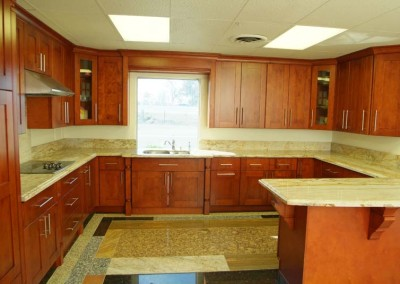 HP Shaker kitchen cabinet door style