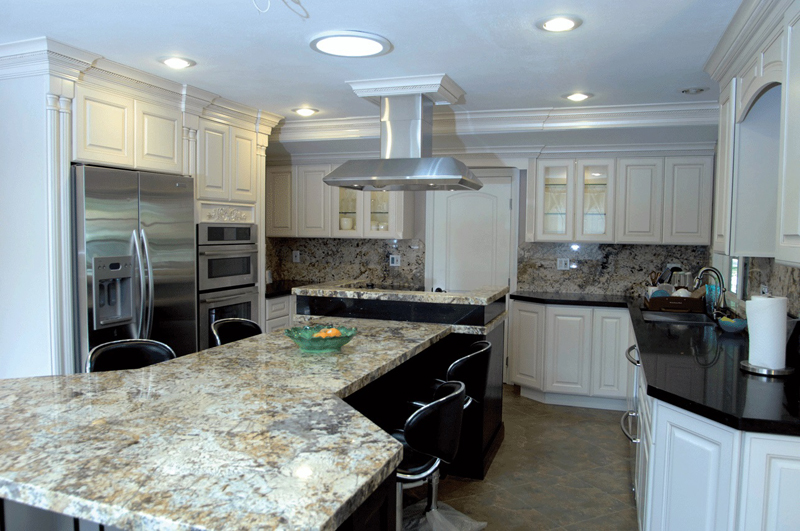 Kitchen cabinets layout ideas for your remodel for Kitchen cabinets 0 financing
