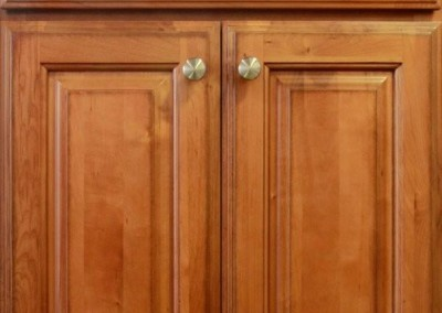 KC Champagne Kitchen Cabinet Door Style