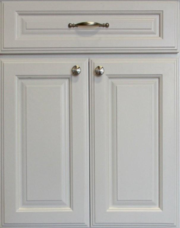 KC White. ML Antique Cherry Kitchen Cabinet Door Style
