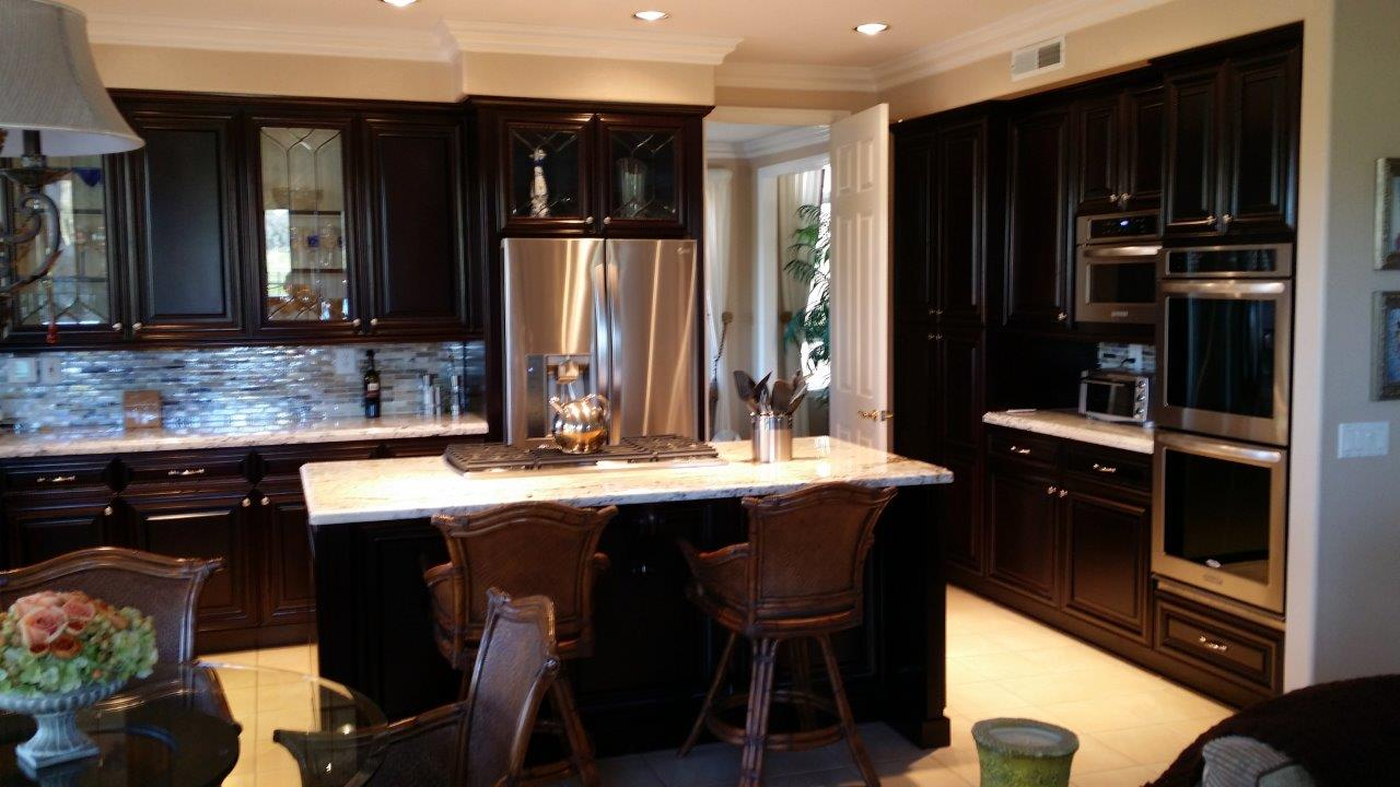 After kitchen cabinet refacing cabinet wholesalers for Kitchen cabinet refacing