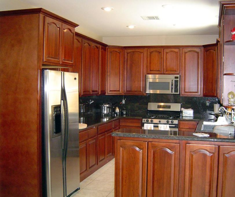Stock kitchen cabinets orange county los angeles for Stock kitchen cabinets