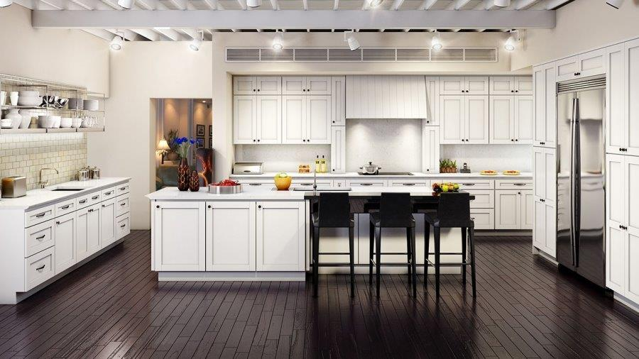 Shaker Cabinets For Your Kitchen Remodeling Project Extraordinary Shaker Cabinet Kitchen