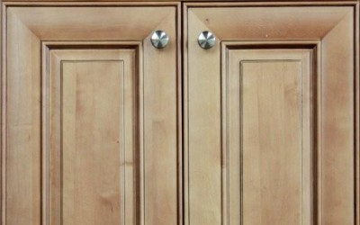 PC Ginger Square Kitchen Cabinet Door Style