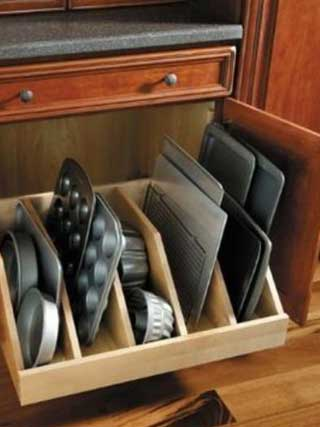 Maximize Kitchen Storage with Cabinet Wholesalers kitchen accessories