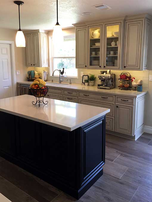 Semi Custom Kitchen Cabinets Including Schrock And Waypoint