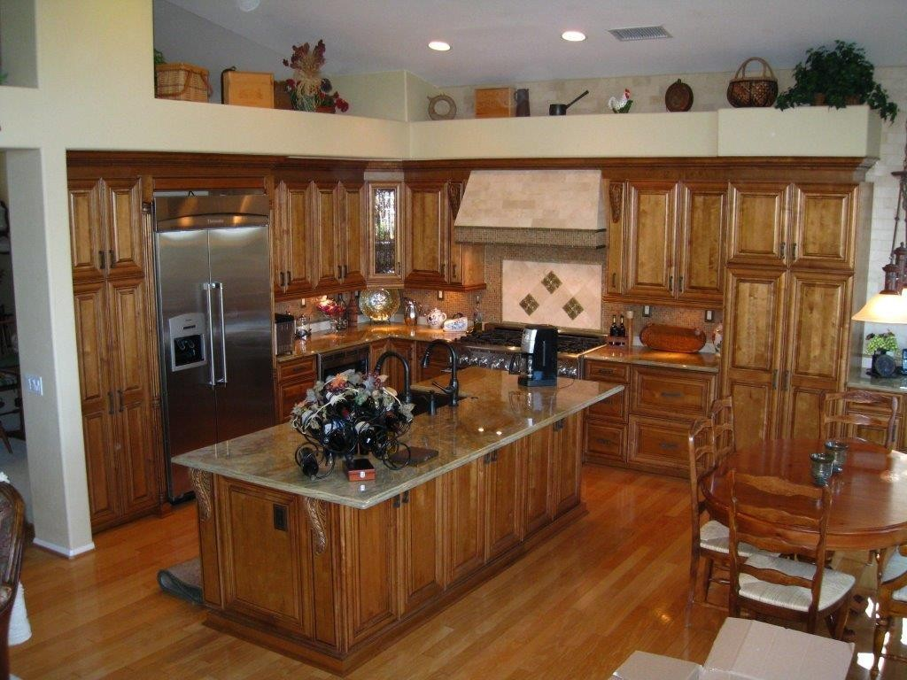 100 orange county kitchen cabinets foothill ranch orange county design build kitchen - Kitchen design orange county ...