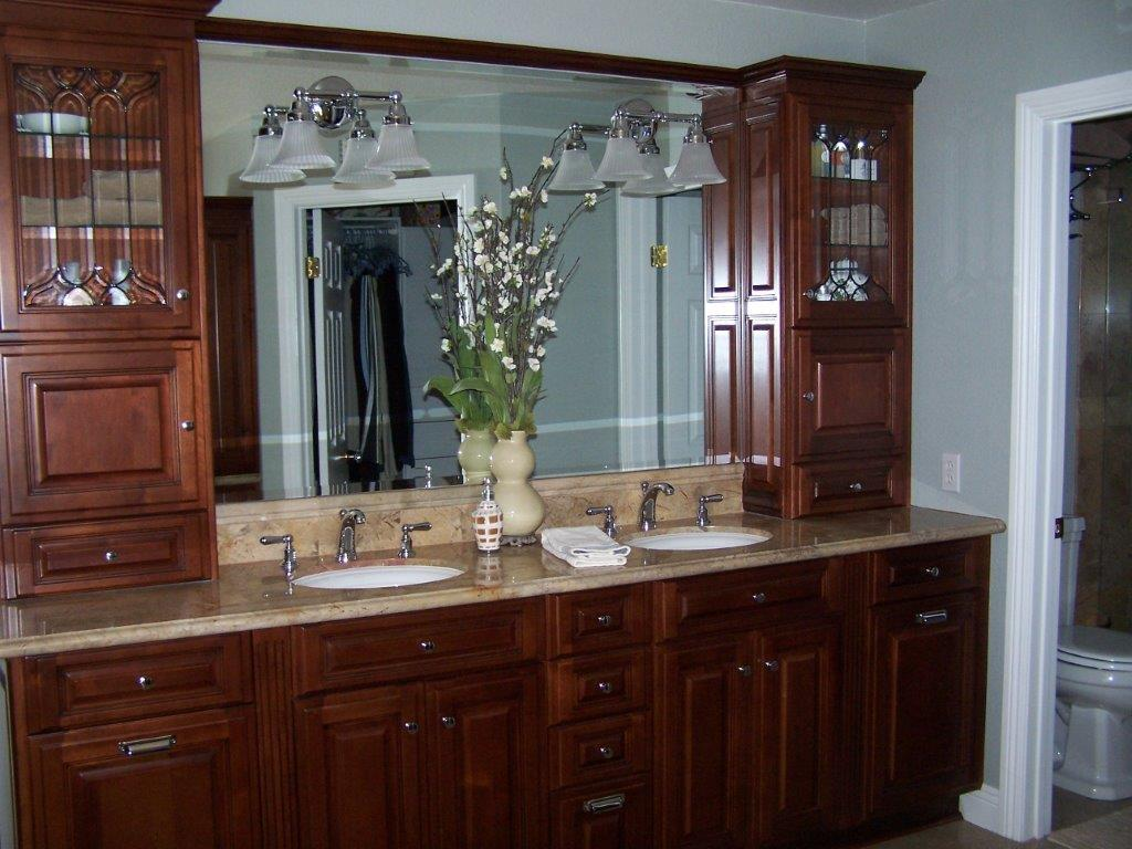 orange bathroom cabinet update your bathroom with a new bathroom vanity 24076