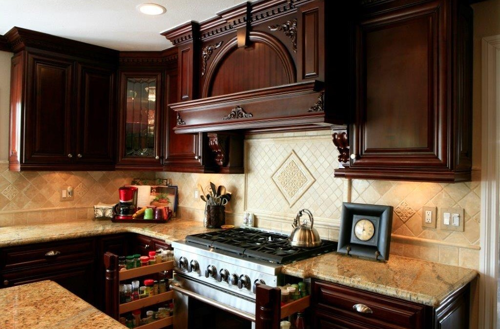 Fountain Valley kitchen cabinets