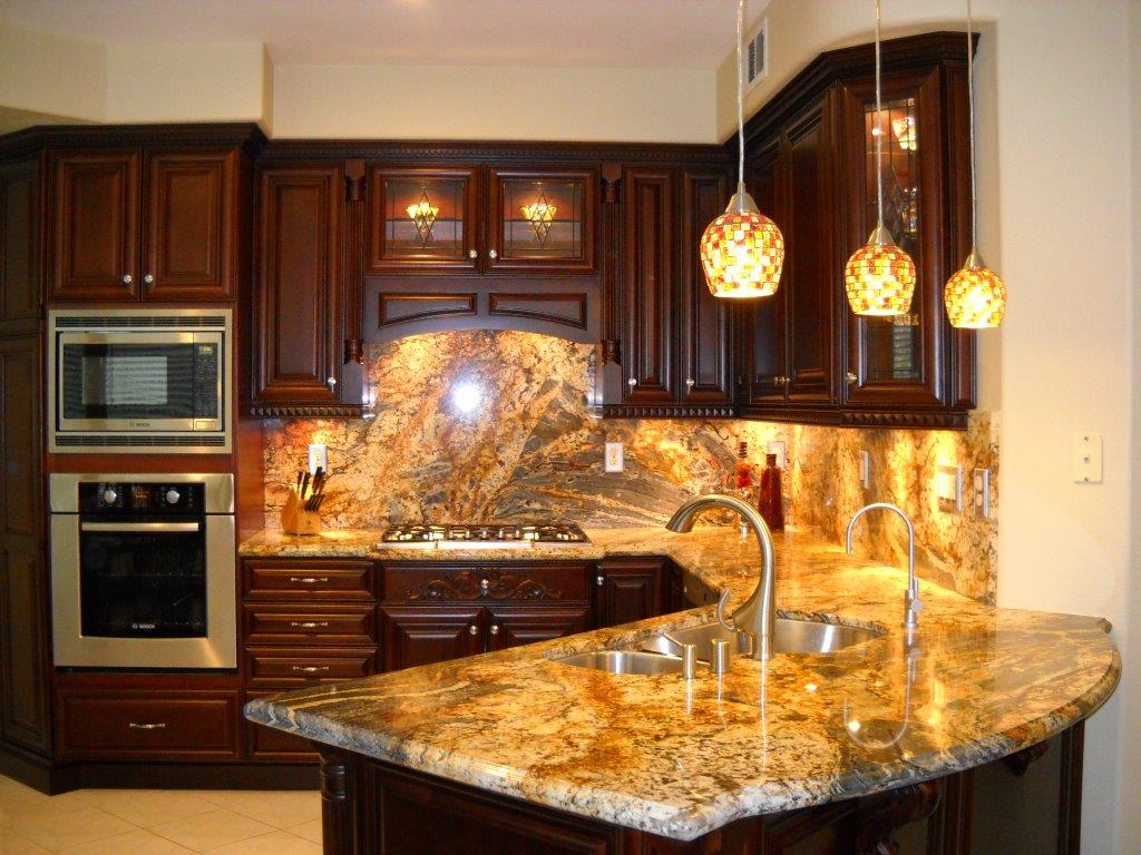 Our Custom Kitchen Cabinets Are Beautiful And Affordable