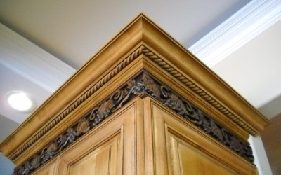Cabinet Moldings and Accessories