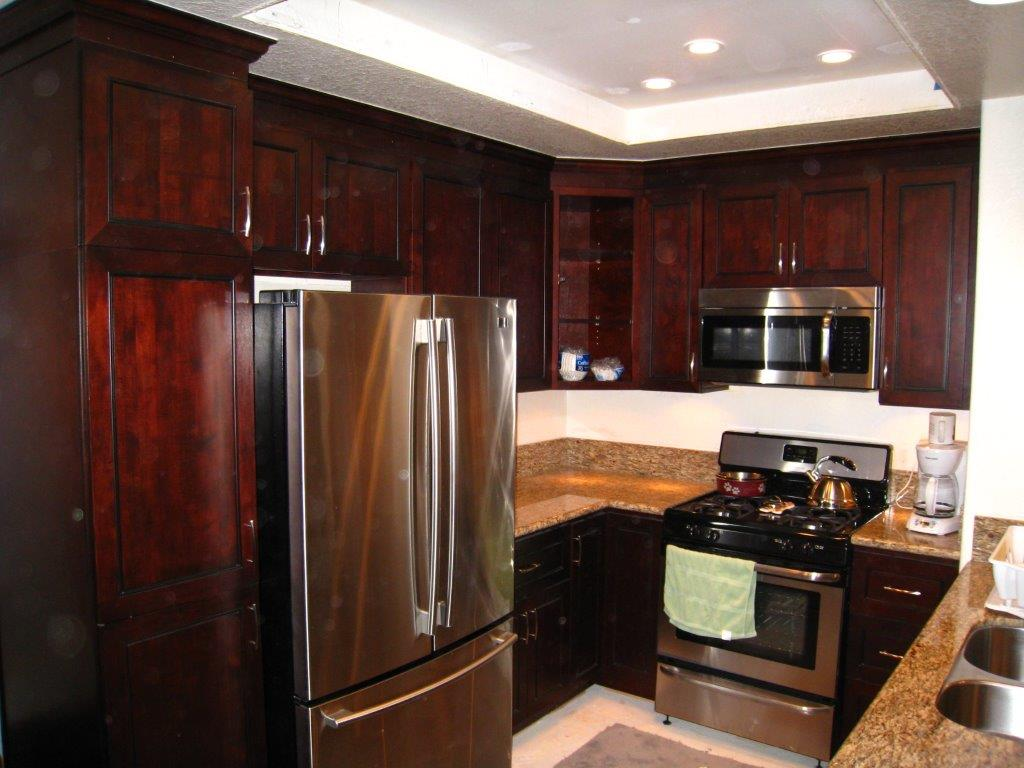 kitchen cabinet refacing orange county custom kitchen cabinets in portola 7928