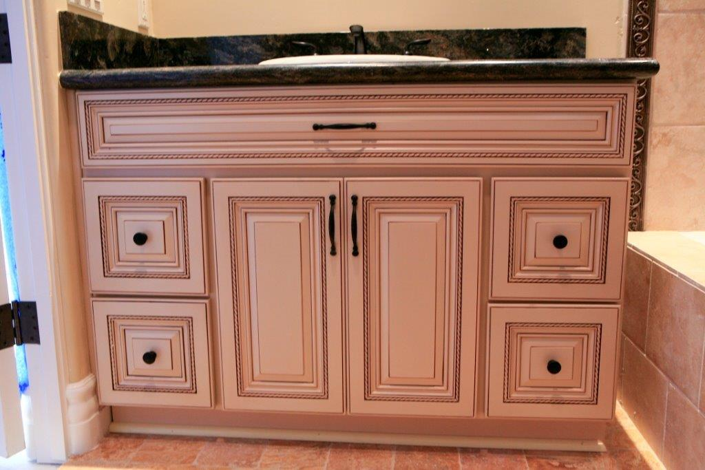 bathroom vanities orange county bathroom vanity cabinets with rope molding