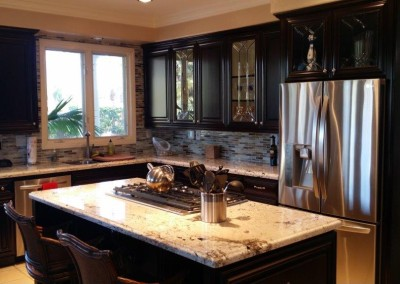 Custom kitchen cabinets in Rancho Cucamonga