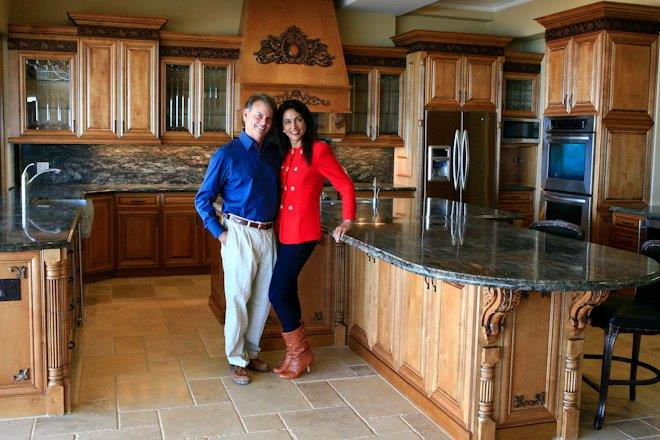 Our customers love our kitchen cabinets