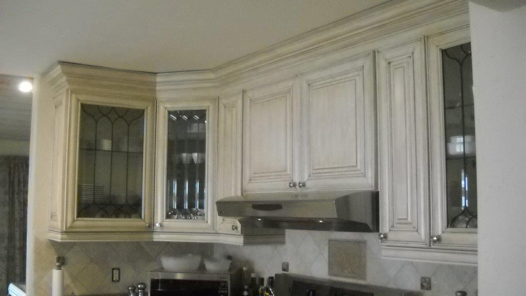 Light Kitchen Cabinets With Glaze ⋆ Cabinet Wholesalers