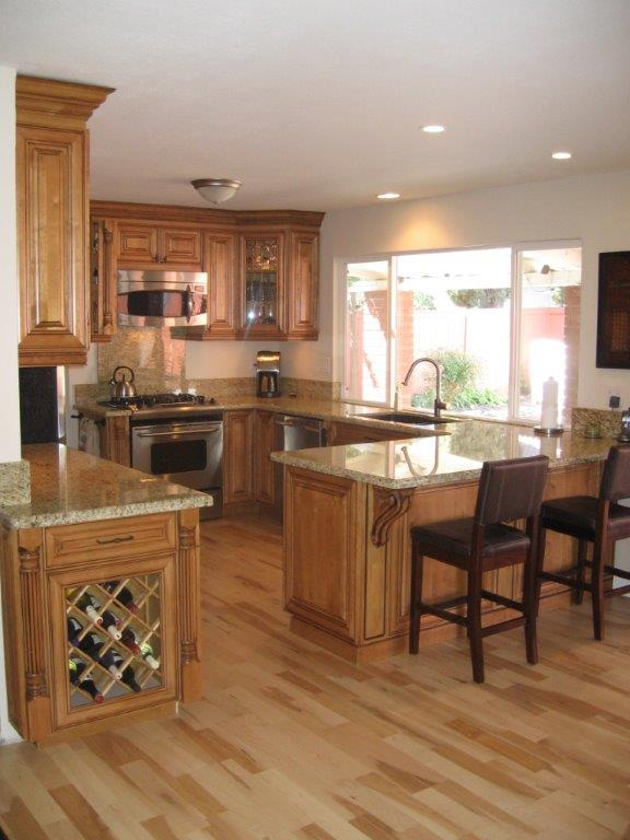 Kitchen renovations and remodeling in Orange County and Los Angeles
