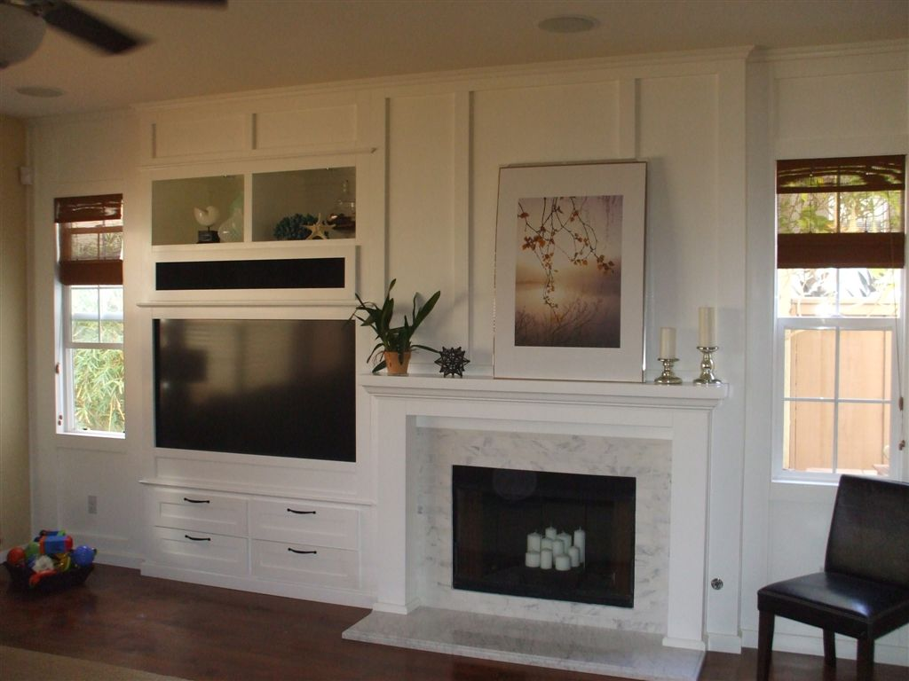 Custom Wall Units & Entertainment Centers