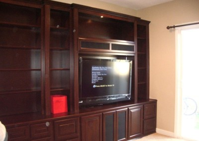 Built in cabinets in Eastvale