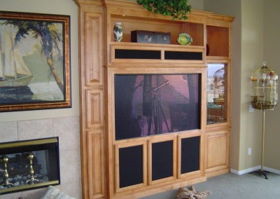 Entertainment center cabinet for sale
