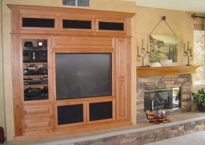 Built in cabinets in Pedley