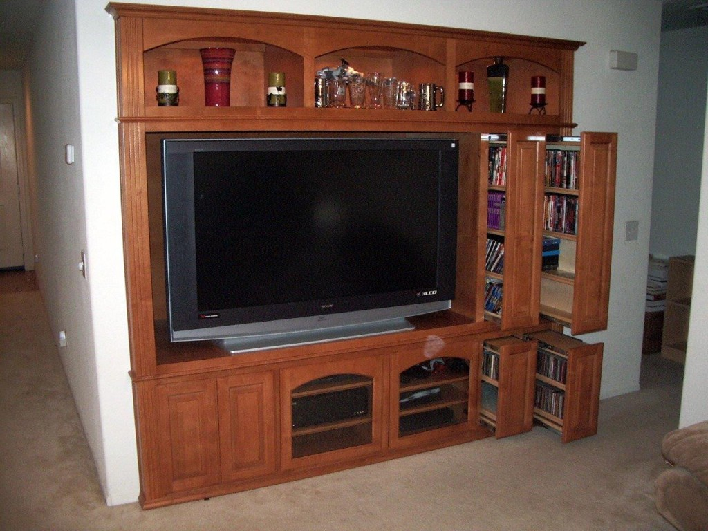 Entertainment Centers Built In Wall Units 127