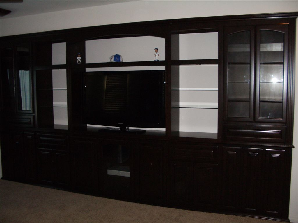 Kitchen Cabinet Estimate Custom Wall Units Amp Entertainment Centers Cabinet