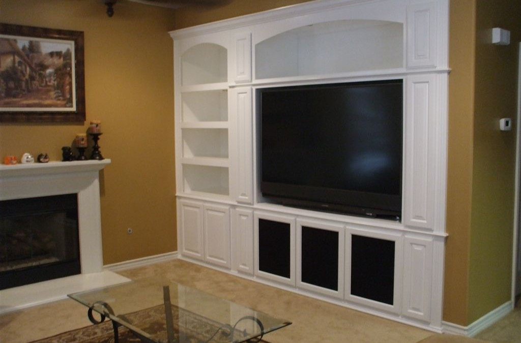 Custom TV Cabinet ⋆ Cabinet Wholesalers Kitchen Cabinets