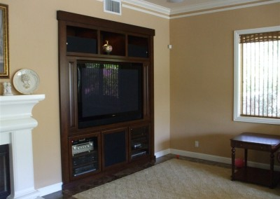 Get a built in cabinet