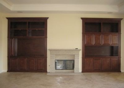 Built in cabinets in Tustin