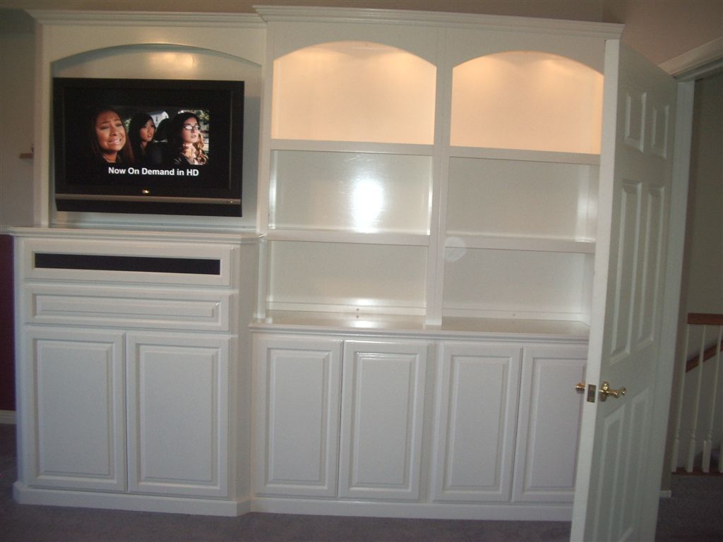 White Bedroom Entertainment Center Cabinet