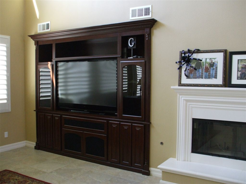 Entertainment Centers Built In Wall Units 3 ⋆ Cabinet