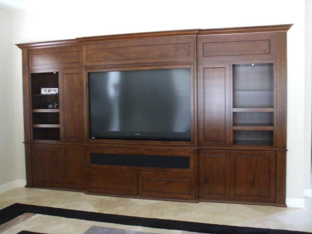 Built in entertainment wall units joy studio design for Built in wall units