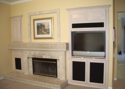 The homeowner in Villa Park love their new wall unit