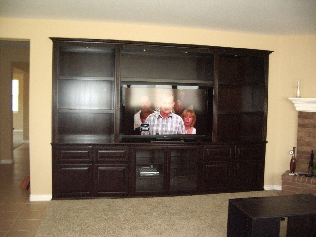 Put Your Tv In A Custom Tv Stand Cabinet