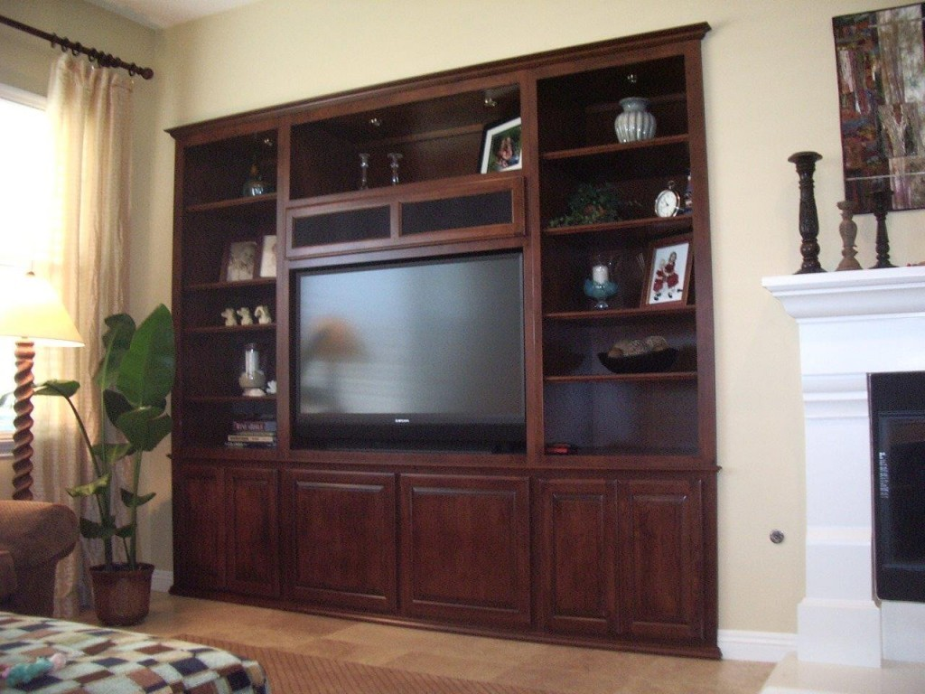 Transform your wall with a built in tv wall unit for Built in wall units