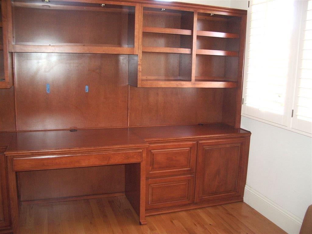 Original Built In Home Office